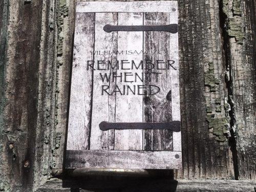 """Recensione di """"Remember when it rained"""""""