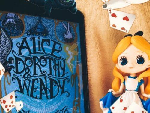 "Recensione di ""Alice, Dorothy & Wendy"""